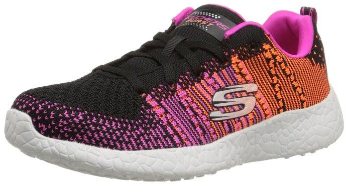 Skecher's allegedly trademark infringing shoe